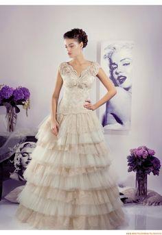 Winter Elegante Brautkleider