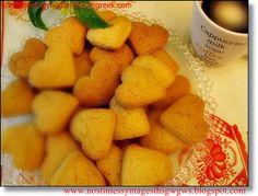 ΚΟΥΛΟΥΡΑΚΙΑ-ΜΠΙΣΚΟΤΑΚΙΑ ΠΟΡΤΟΚΑΛΙΟΥ(ΝΗΣΤΙΣΙΜΑ)   Νόστιμες Συνταγές της Γωγώς