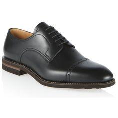 SENIOR-20-95 Мужские туфли Bally Senior черные