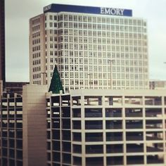 Emory University Hospital Midtown. #emory #midtownatlanta #emoryhealthcare
