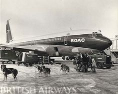British Airways - Photos 1960 - 1969