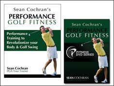 Over 200 pages and 90 minutes of video footage of golf performance flexibility, strength, and power exercises are provided for you. Achieve the best golf swing of your life with the help of Sean Cochran