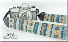 Kameragurt  Stripes  Kameraband von BlinniFashion auf Etsy, €29.90