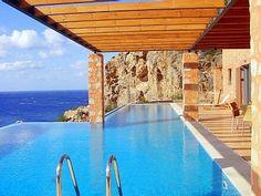 Livadia villa rental - villa Neptune - Beautiful Private Pool