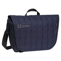 """OGIO TACTIC 13 Laptop/Tablet Messenger Bag. Integrated foam panels that keep your electronics and other valuables protected with a fleece-lined padded laptop compartment fits most 13"""" laptops. Price : $69.90 http://www.viatorgear.com/OGIO-TACTIC-Laptop-Tablet-Messenger/dp/B00BI450QG"""
