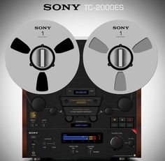 SONY PCM-1500 ESD Reel to Reel