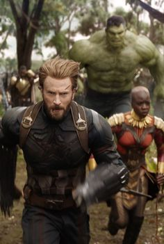 The Avengers: Infinity War Trailer Is Here and We Are Not Calm