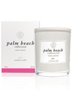 Palm Beach Posy Candle