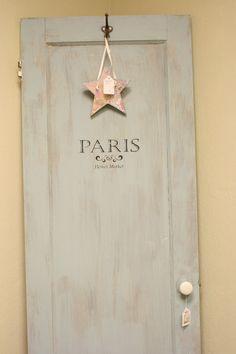 Doors at Paris Flea Market December Event
