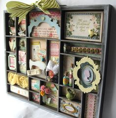 altered printer's tray by WhimsyPics