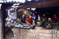 We had taken quite a shine to Nicaraguan cuisine; fresh tortillas, tostadas and home made cuajada cheese! So we embarked on a Nicaraguan Cooking Workshop.