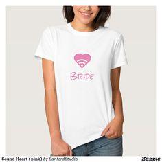 Sound Heart (pink) T-Shirt