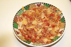 PATTI'S PANTRY: Cabbage Soup