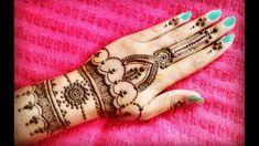 Henna Mehndi, Mehendi, Hand Henna, Henna Patterns, Hand Tattoos, Mehndi