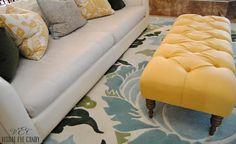 Love the area rug