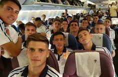 Sueño Juvenil Llegó el día: la Selección Sub 20 viajó a Ecuador para disputar el Sudamericano. El equipo dirigido por Claudio Ubeda irá por una de las cuatro p... http://sientemendoza.com/2017/01/13/sueno-juvenil/