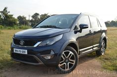 Tata Hexa to launch in India on January 18