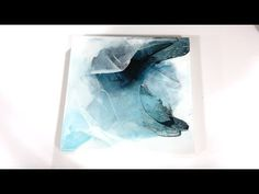 Abstract Painting Techniques using Acrylics & Catalyst Wedge (Timelapse Demonstration) - YouTube