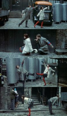 Une femme est une femme - Jean-Luc Godard