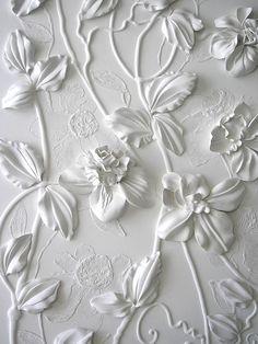 White panno on Behance