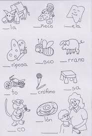 Resultado de imagen para actividades con la silaba ma me mi mo mu