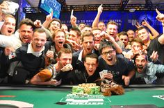 Hugo Pingray vainqueur du Monster Stack #WSOP #Winamax #Poker World Series Of Poker, Vegas Shows, Wrestling, Lucha Libre