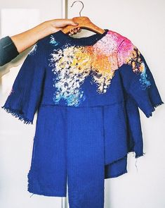 This Embroidery Instagram Will Take Your Breath Away via @WhoWhatWearUK