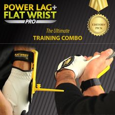 GolfJOC Power Lag Pro  Flat Wrist Pro Trainer *** You can find out more details at the link of the image. Note:It is Affiliate Link to Amazon.