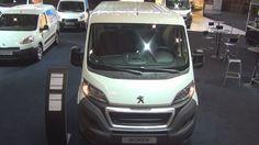 Peugeot Boxer Service Edition L1H1 333 2.2 l HDi 110 (2014)