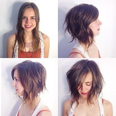 #longbob #bob #lob #texturedbob #livedinhair #beforeandafter #softundercut #shatteredcut #texturedcut #movement #drelefevre #andreamillerhair #thelabasalon #sandiegohair #sandiegosalon #haircutsandiego #sandiegohairstylist #btcpics #bombshell #totalbabe @_chloecash #behindthechair #hairbrained #modernsalon @modersalon @hairbrained_official @behindthechair_com @_chloecash you are a doll! I can wait to paint your hair Monday for the class:)) xo thank you @sacko7 for sharing your lovely lady w…