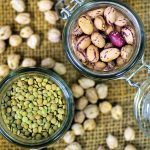 World Pulses Day celebrates beans and legumes worldwide as a strong source of plant-based protein which the UN promotes as good for the environment and gender equality. Whole Foods, Whole Food Recipes, Healthy Recipes, Healthy Food, Vegan Protein, Protein Foods, Superfood, Équilibrer Les Hormones, Fat Burning
