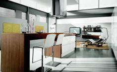 Charming 16 Contemporary Kitchen Designs U2013 Contempora Kitchens By Aster Cucine : 16 Modern  Kitchen Designs Contempora Kitchens By Aster Cucine With White Wall ... Pictures Gallery