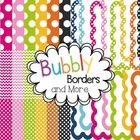 Find everything you need for your new creations in this coordinating colors kit!  Included in this kit: 8- big polka dot backgrounds 8- smallpo...