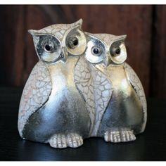 Homewares And Home Decor Online Pair Of Owls White