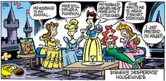 Desperate Disney housewives