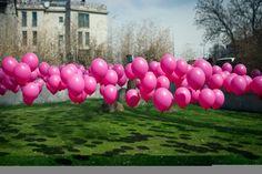 Tendência: Balão na decoração de casamento   Mini casamento – Decoração de eventos – Curitiba