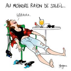 Exactement moi ca lol 😂 Cartoon Drawings, Cute Drawings, Funny Cards, Female Images, Lady Images, Girl Cartoon, Vignettes, Illustration Art, Character Design