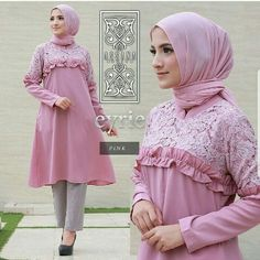 Jb EYRIE TUNIK ML001 Harga 93.000 Bahan wolfice mix brukat syahrini Ukuran all size fit to L  Informasi dan pemesanan hubungi kami SMS/WA +628129936504 atau www.ummigallery.com  Happy shopping   #jilbab #jilbabbaru #jilbabpesta #jilbabmodern #jilbabsyari #jilbabmurah #jilbabonline #hijab #Kerudung #jilbabinstan #Khimar #jilbabterbaru #jilbab2018 #jilbabkeren #jilbabmodis #bajumuslim #gamis #syari #maxidress #maxi #atasanwanita #atasanmuslim