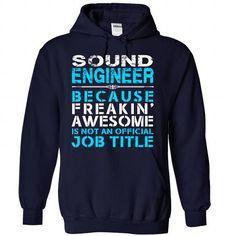 Sound Engineer T Shirts, Hoodie
