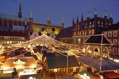 weihnachtsmarkt lübeck - Sök på Google