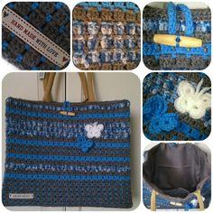 AH tas gemaakt door Suzanne Reezigt. Haken Crochet