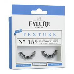 Eylure Texture # 159 Nepwimpers