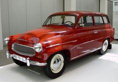 1959 Skoda Octavia combie