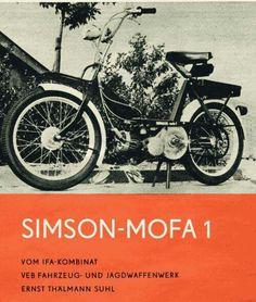 SIMSON MOFA 1