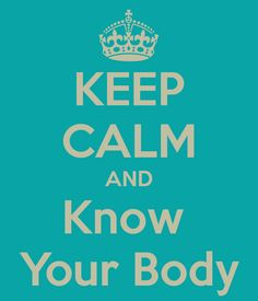 World Ovarian Cancer Day! - Keep calm and KNOW your body!