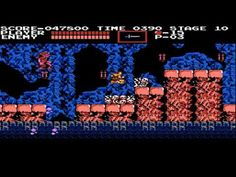 Pablo Plays - Castlevania: Dracula's Revenge (NES hack)