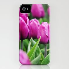 Spring beauties iPhone Case by Shilpa - $35.00