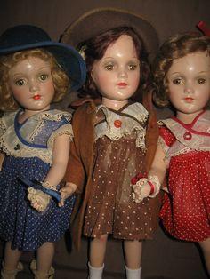 Debuteen 13in doll