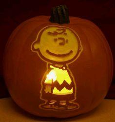 custom carved monogram pumpkin for weddings and fall decorating