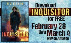 Inquisitor Promo